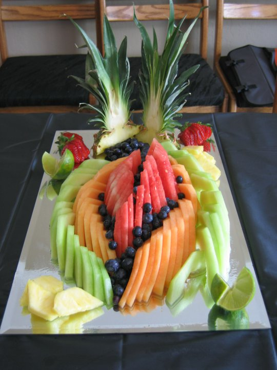 Fruit mirror